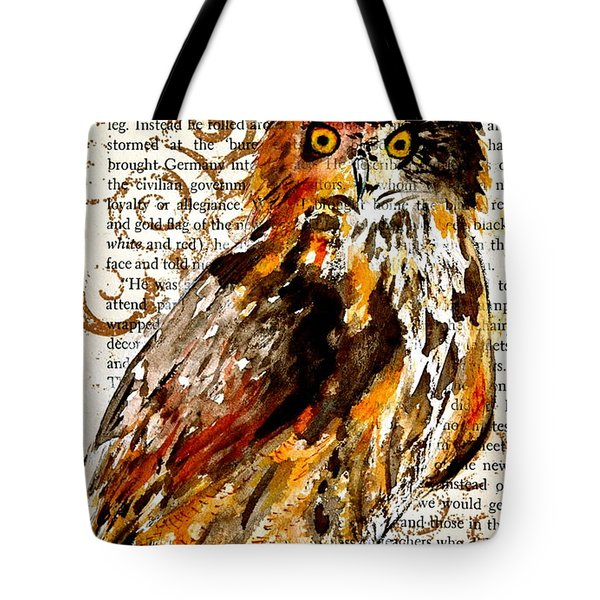 Nature Prevails High Contrast Tote Bag by Beverley Harper Tinsley