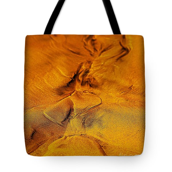 Natures Abstract Tote Bag by Blair Stuart