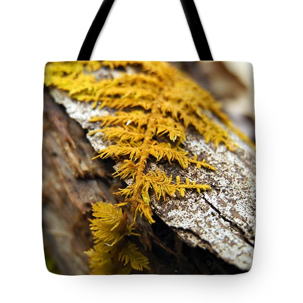 Nature's Carpet Tote Bag by Christina Rollo