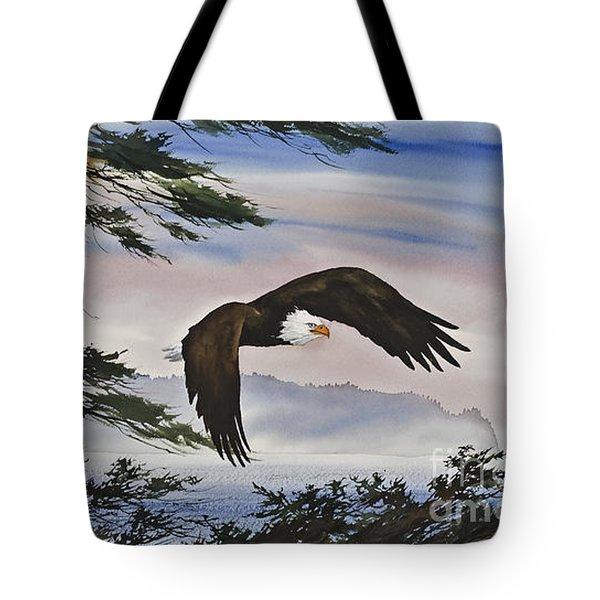 Natures Grandeur Tote Bag by James Williamson