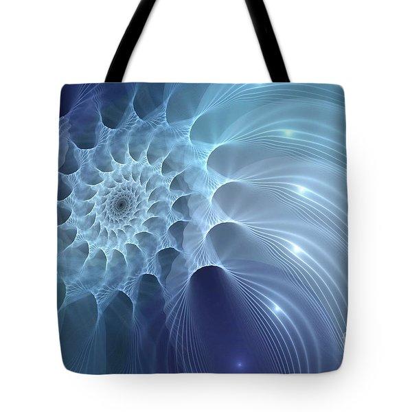 Nautilus Tote Bag by John Edwards