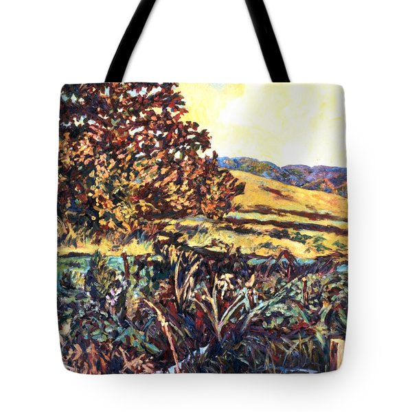 Near Childress Tote Bag by Kendall Kessler
