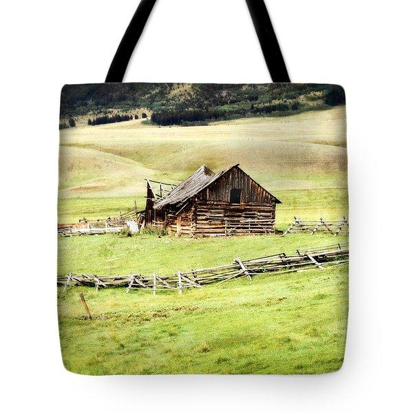 Near Helena Tote Bag by Marty Koch