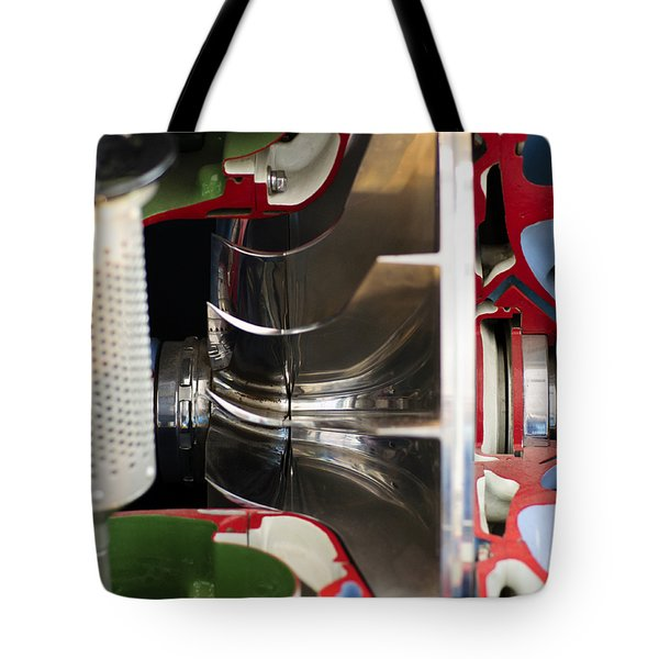 Necessity Is The Mother Of Invention Tote Bag by Christi Kraft
