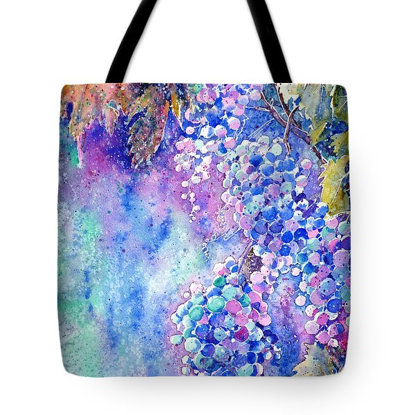 Nectar Of Nature Tote Bag by Zaira Dzhaubaeva