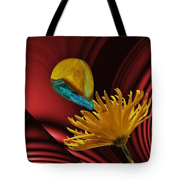 Nectar Of The Gods Tote Bag by Barbara St Jean