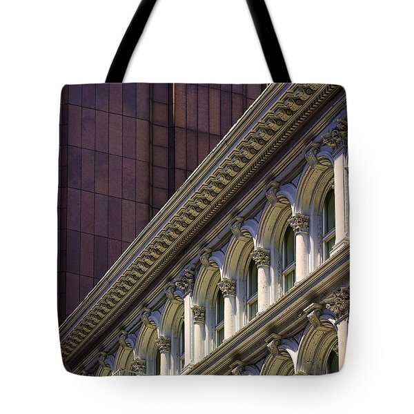 Neighbors Tote Bag by Joanna Madloch