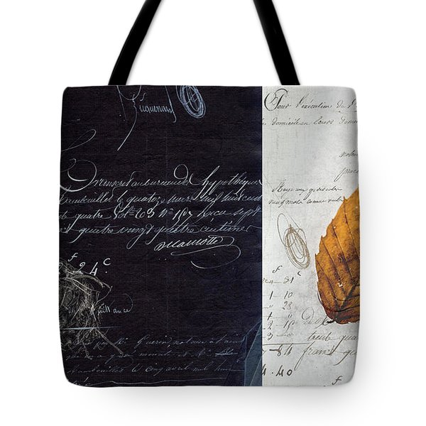Nest Egg Tote Bag by Edward Fielding