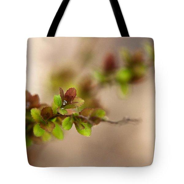 New Life Tote Bag by Christina Rollo