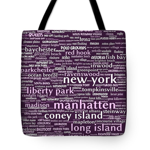 New York 20130709bwma Tote Bag by Wingsdomain Art and Photography