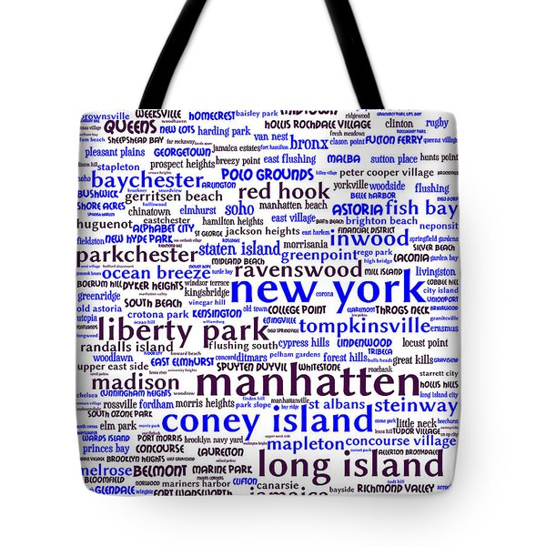 New York 20130709whi Tote Bag by Wingsdomain Art and Photography