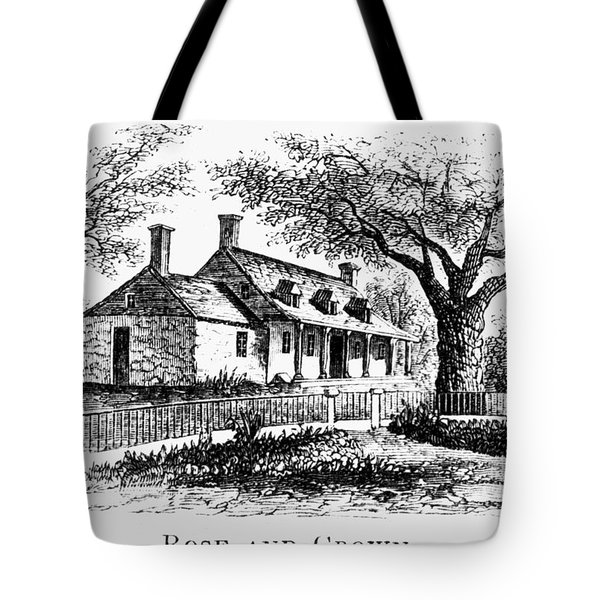 New York: Tavern, C1776 Tote Bag by Granger