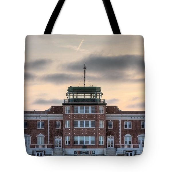 New York's First Tote Bag by JC Findley
