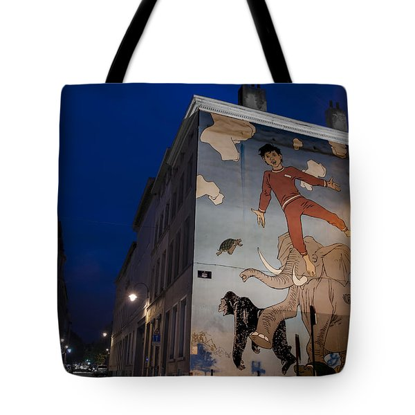 Nic's Dreams Tote Bag by Juli Scalzi