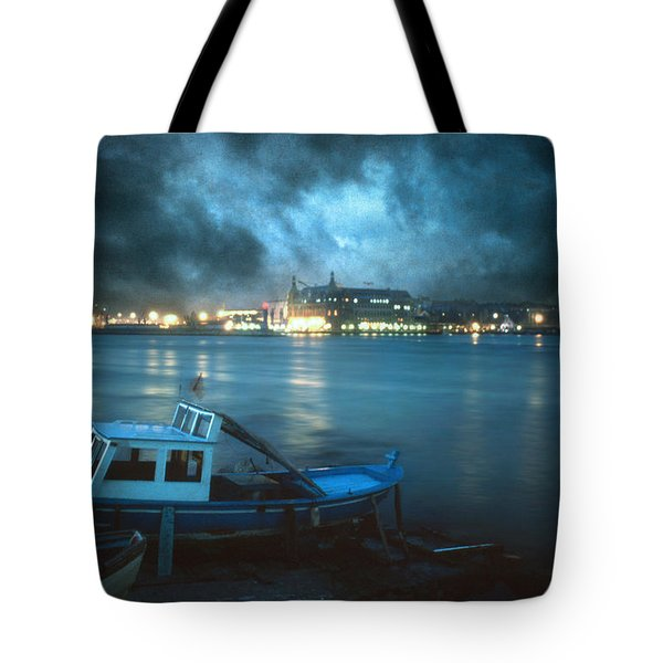 Night After Night Tote Bag by Taylan Soyturk