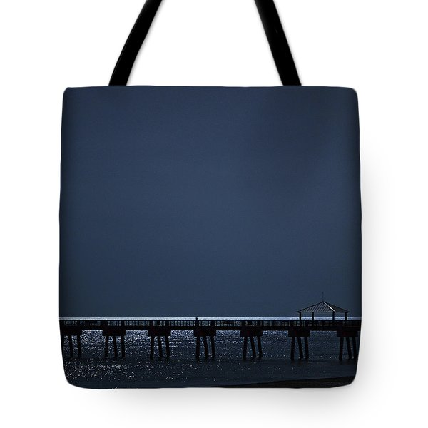 night influence Tote Bag by Laura  Fasulo