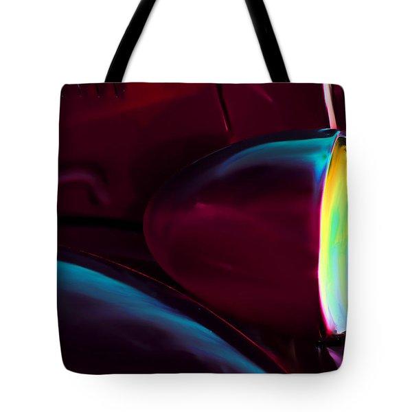 Night Light Tote Bag by Carol Leigh