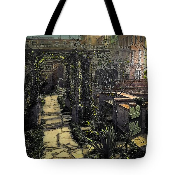 Night Tote Bag by Terry Reynoldson