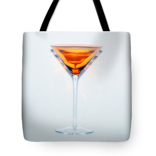 Nightcap Tote Bag by Bill Cannon