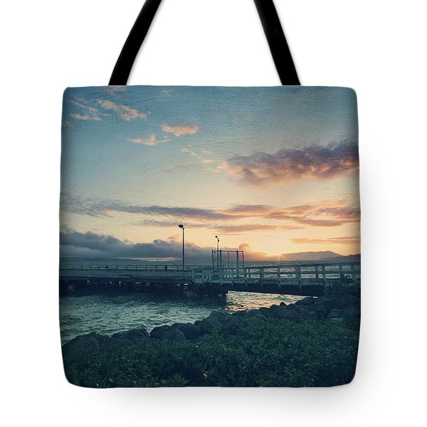 Nights Like These Tote Bag by Laurie Search