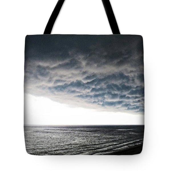 No Fear - Beach Art By Sharon Cummings Tote Bag by Sharon Cummings