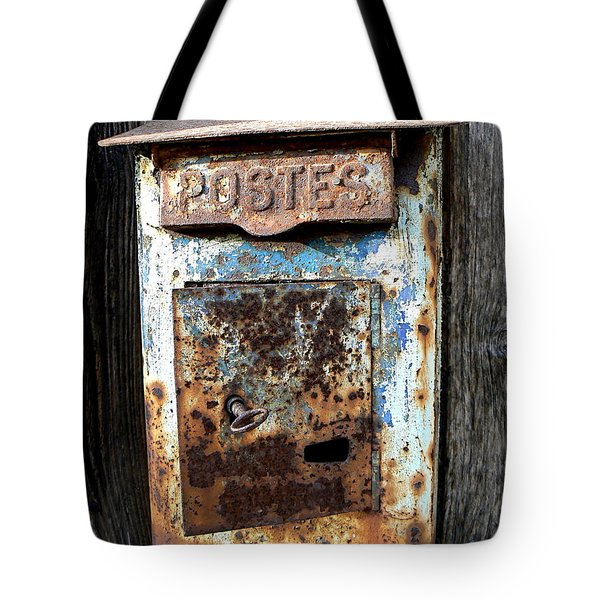 No Mail Today Tote Bag by FRANCE  ART