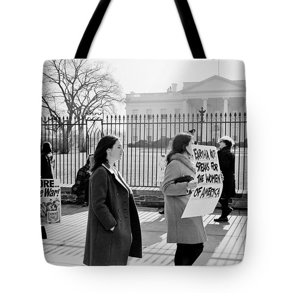 No More Tote Bag by Benjamin Yeager