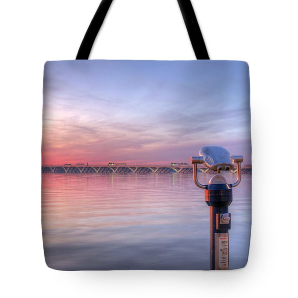 No Quarters Tote Bag by JC Findley