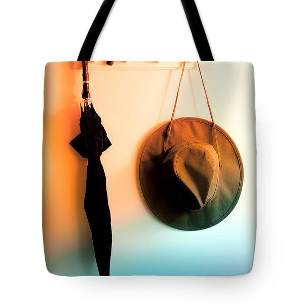 No Rain Today Tote Bag by Bob Orsillo