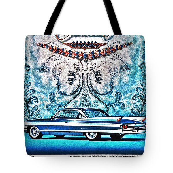 No Substitute Tote Bag by Benjamin Yeager