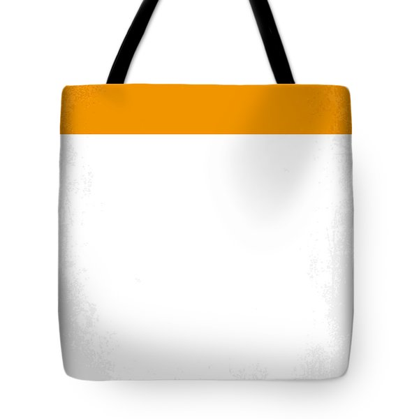 No002 My A Clockwork Orange minimal movie poster Tote Bag by Chungkong Art