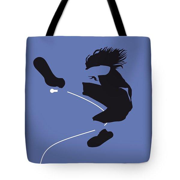 No008 My Pearl Jam Minimal Music Poster Tote Bag by Chungkong Art