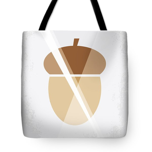 No041 My Ice Age minimal movie poster Tote Bag by Chungkong Art