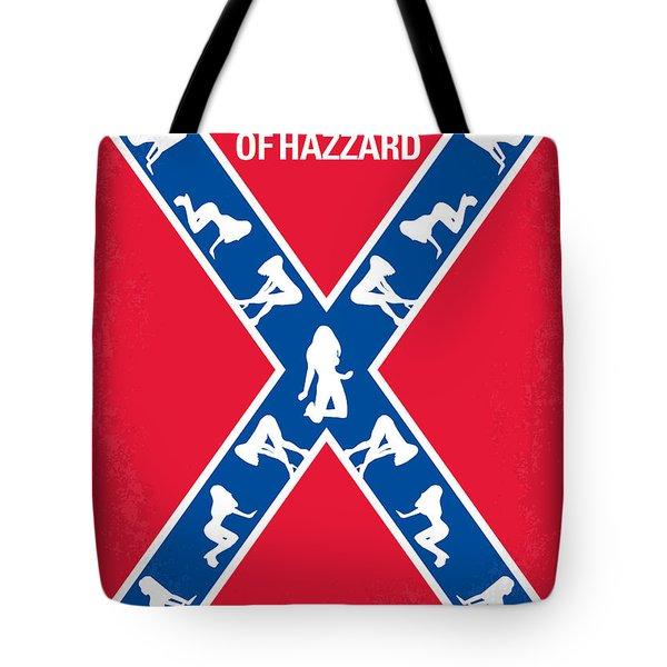 No108 My The Dukes of Hazzard movie poster Tote Bag by Chungkong Art