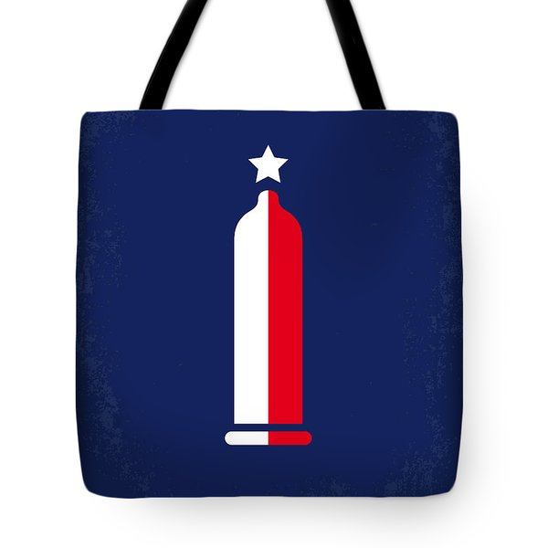 No150 My American Gigolo Minimal Movie Poster Tote Bag by Chungkong Art