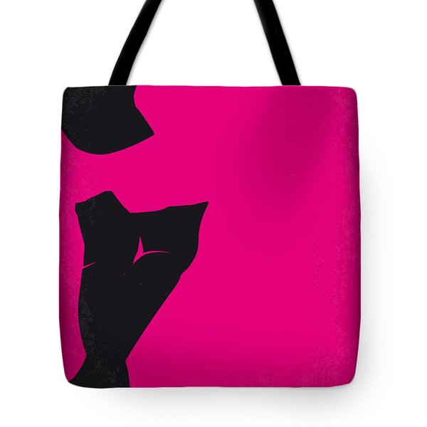 No307 My Pretty Woman Minimal Movie Poster Tote Bag by Chungkong Art