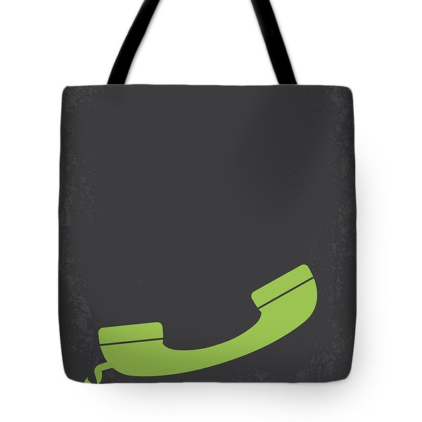 No328 My Dial M for Murder minimal movie poster Tote Bag by Chungkong Art