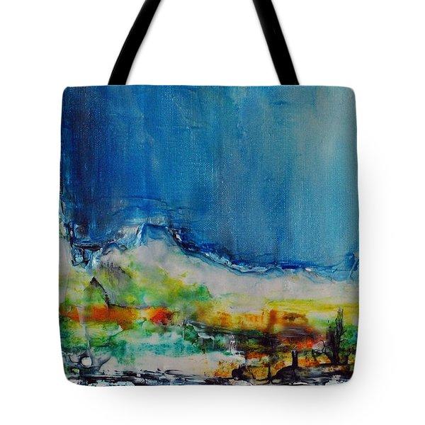 Noland Tote Bag by Francoise Dugourd-Caput