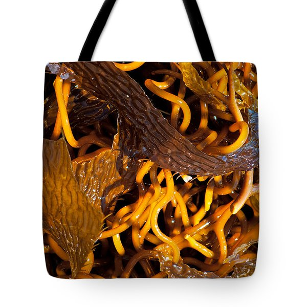 Noodles of the Sea Tote Bag by Gwyn Newcombe