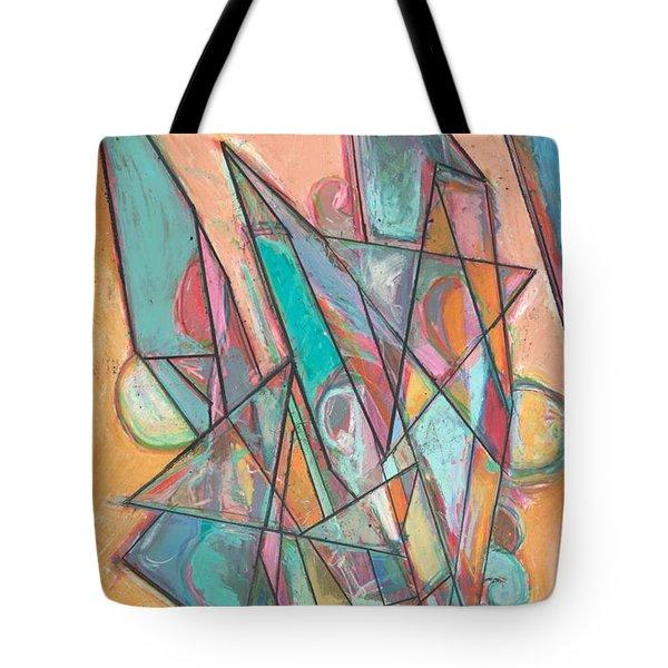 Noontime Tote Bag by Allan P Friedlander
