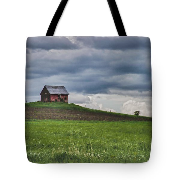 North 40 Tote Bag by Jeff Folger