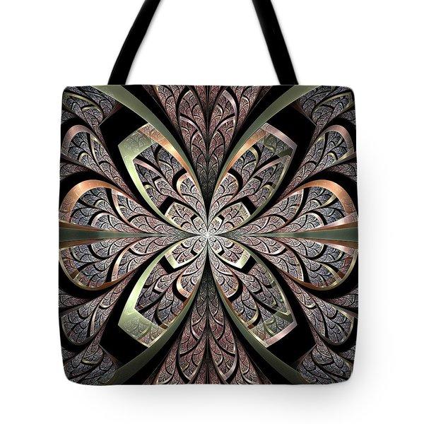 North Gates Tote Bag by Anastasiya Malakhova