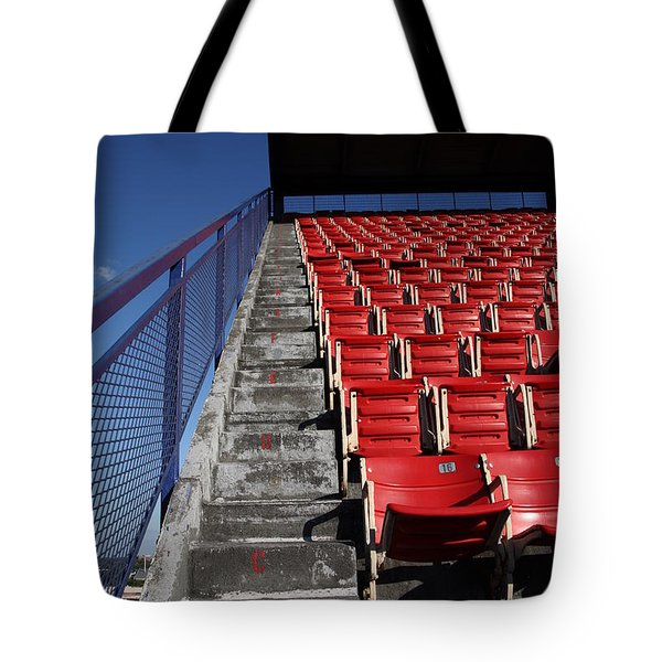 Nosebleeds Tote Bag by Frank Romeo