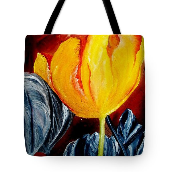 Not Quite Tote Bag by Lil Taylor