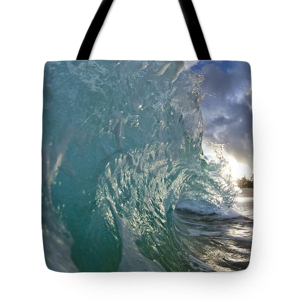 Not yet titled. Tote Bag by Sean Davey