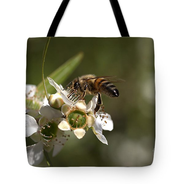 Nourishment Tote Bag by Joy Watson