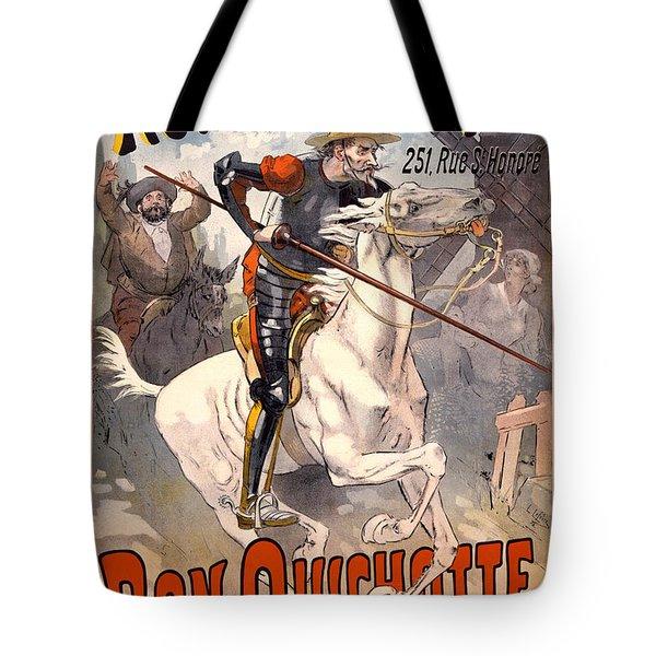 Nouveau Cirque Tote Bag by Gary Grayson