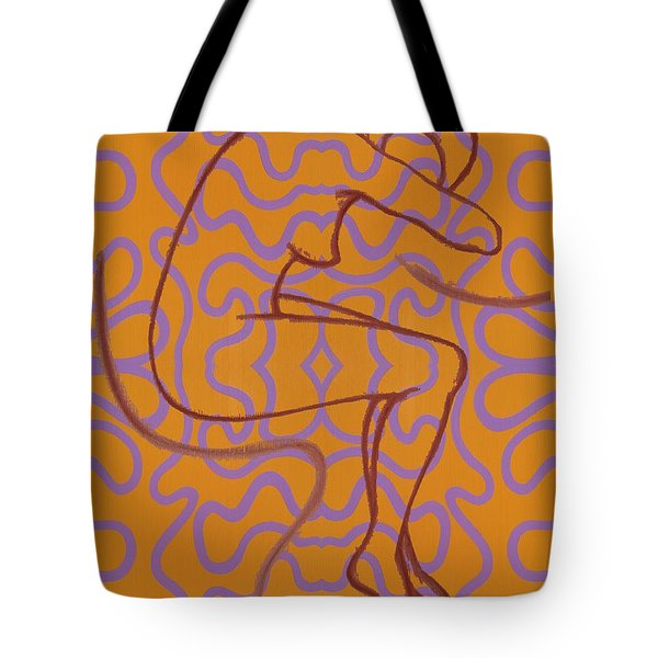 Nude 13 Tote Bag by Patrick J Murphy