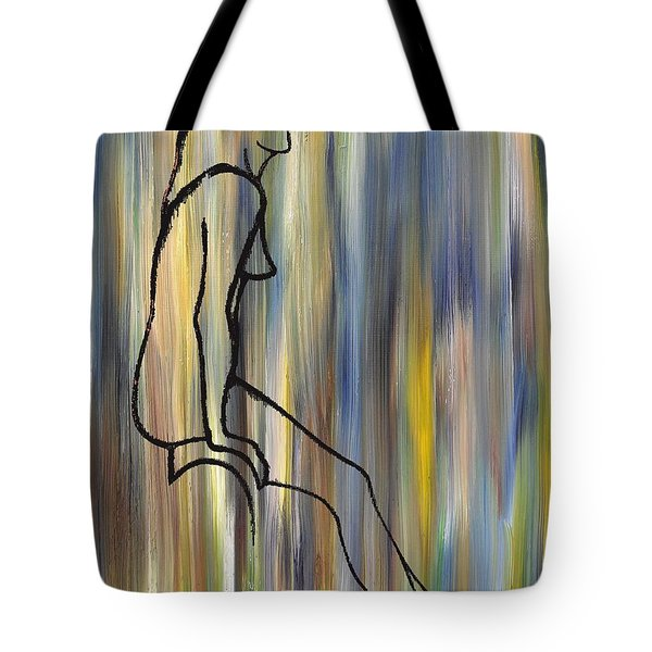Nude 14 Tote Bag by Patrick J Murphy