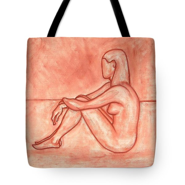 Nude 26 Tote Bag by Patrick J Murphy
